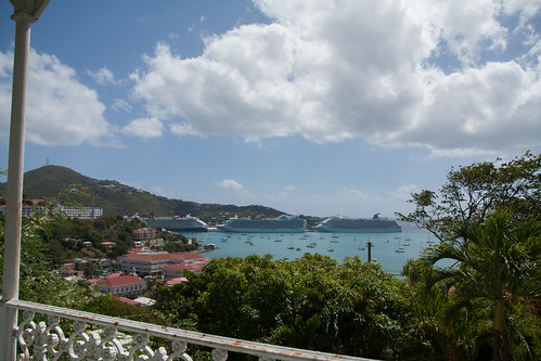 Blackbeards Castle Grounds Tour - St. Thomas