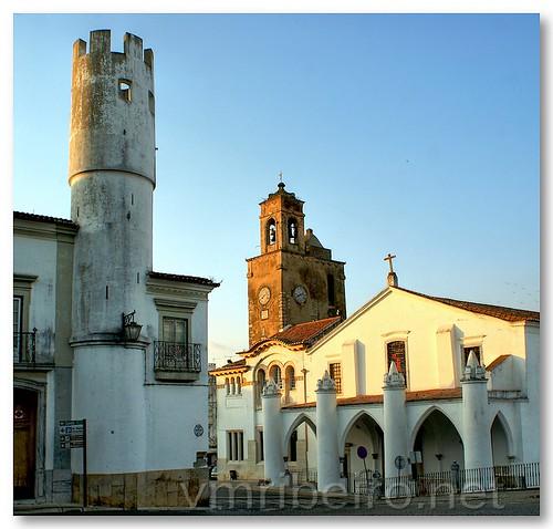 Igreja de Santa Maria by VRfoto