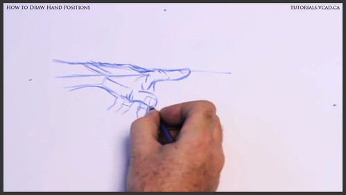 learn how to draw hand positions 004