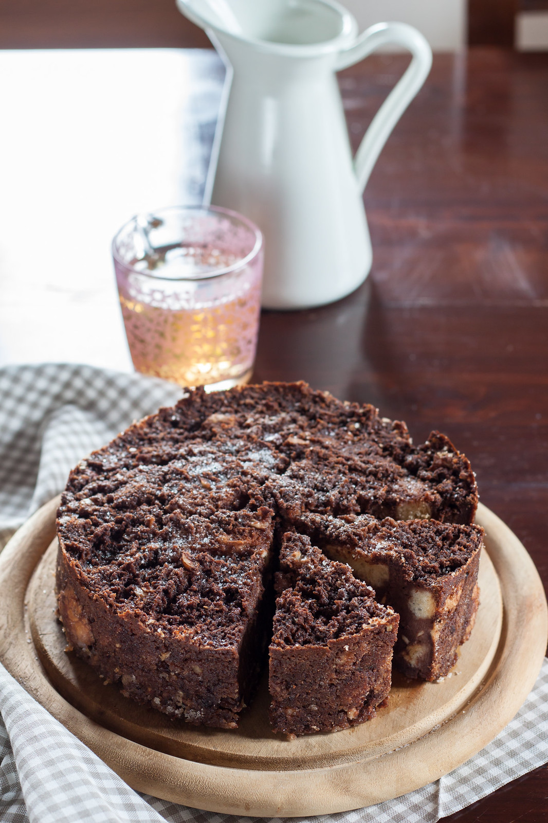 Benedetta's bread pudding cake… As Tuscan .....