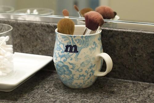 Makeup Brush Mug - 2