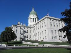 20120912 120 Maine State House, Augusta, Maine