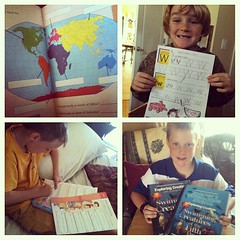 Our #homeschool weekly wrap-up on AdventureZ tomorrow
