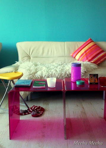 turquoise living room 2