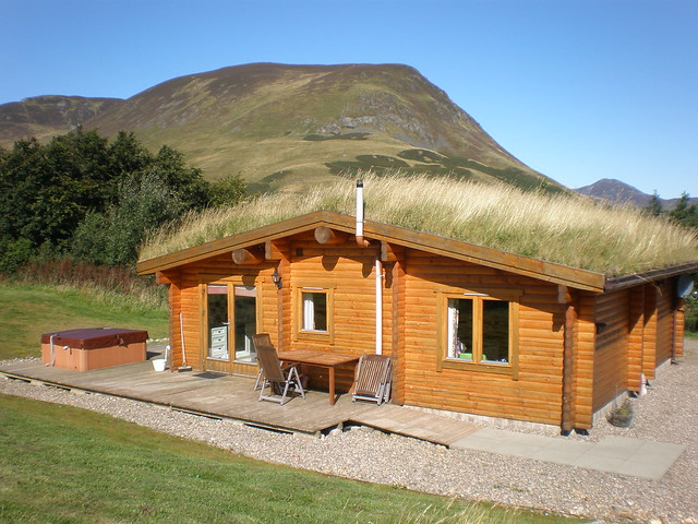 Log cabins scotland 32 flickr photo sharing Log cabins with hot tubs scotland