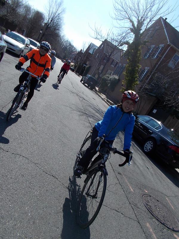 Union Street Bike Gang
