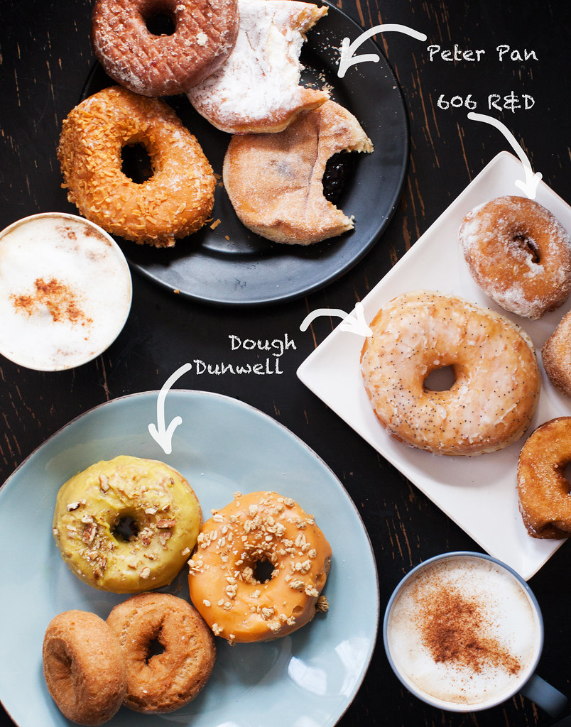 Amazing Brooklyn Doughnuts