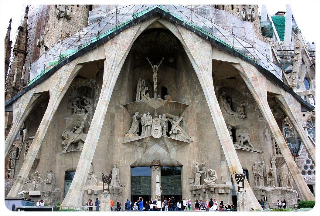 Sagrada Familia Gaudi Barcelona