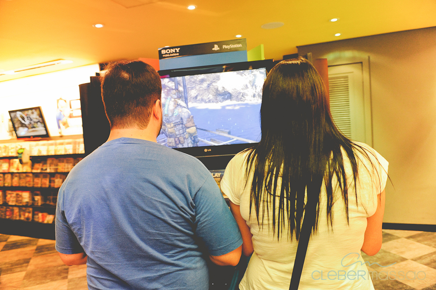 Ana e Fabio E-session na Loja Geek Alameda Santos (29 de 38)