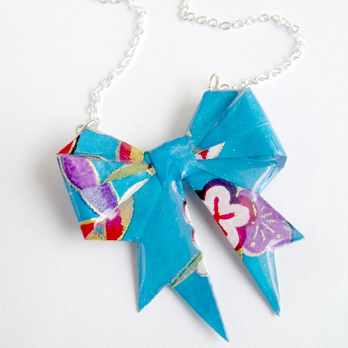 Origami-Washi-Paper-Bow