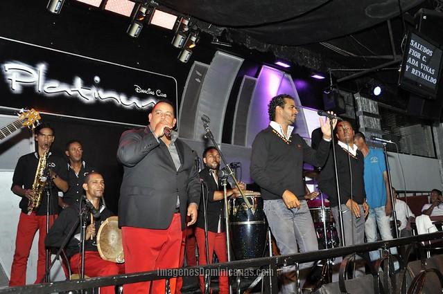 Peña Suazo en Platinum Disco