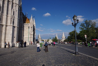 Image de Eglise Saint-Matthias près de Budapest. hungary budapest kx