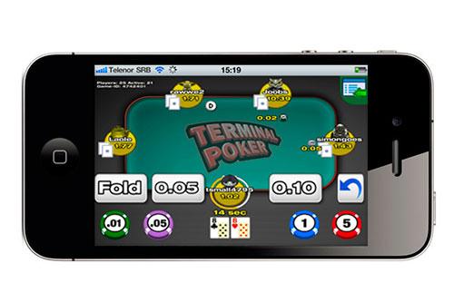 terminal poker