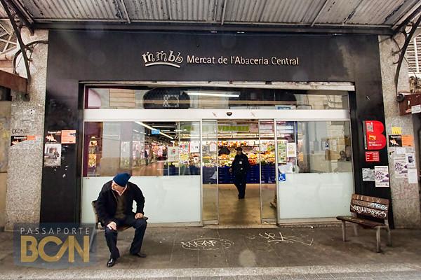 Mercat de l'Abaceria Central