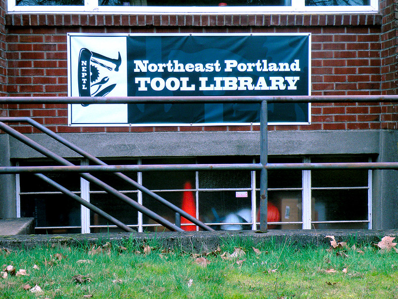 Northeast Portland Tool Library