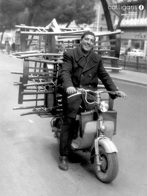 Trasporto sedie 1940 flickr photo sharing for Calligaris udine
