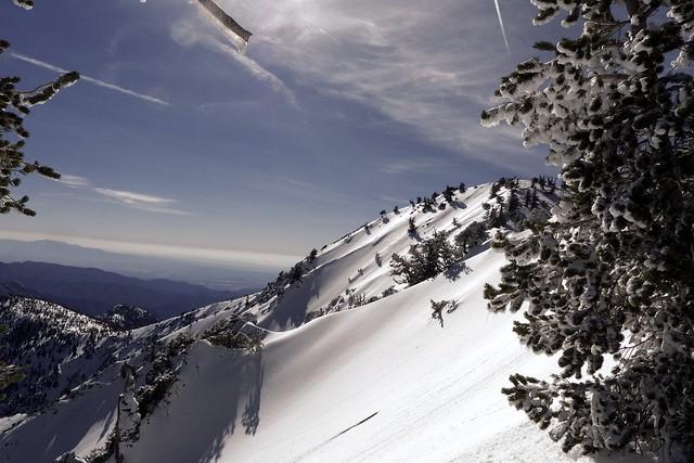 Ridge to the Top of Baden Powell