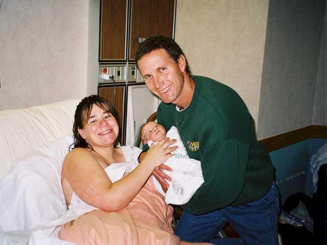 Jenni, Jim, and Matthew