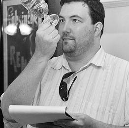 Brian Robinson of the Wormwood Society