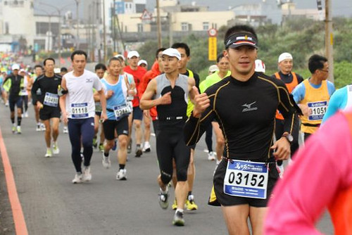 萬金石跑步照(3)