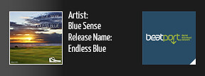 BSR0016: Blue Sense - Endless Blue