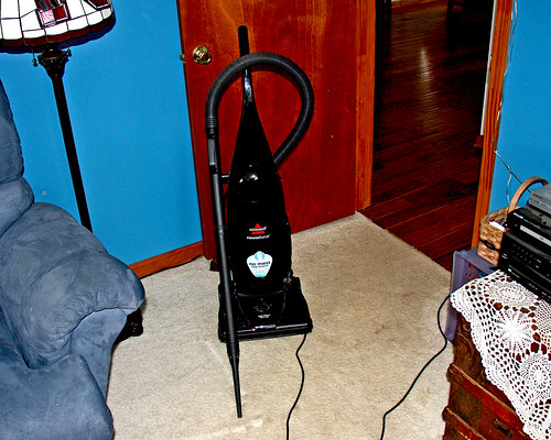 Vacuums hate me!