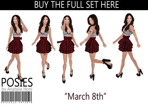 POSIES March 8th Ad by Anatalia Honi(POSIES)