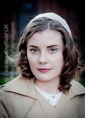 'Helen Mae Green' Chestefield 1940's 2nd March 2013
