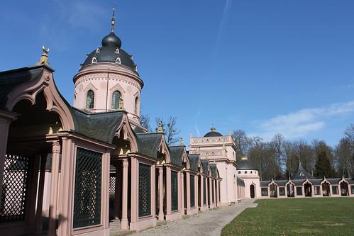 2013.03.09.128 - SCHWETZINGEN - Schwetzinger Schlossgarten - Rote Moschee