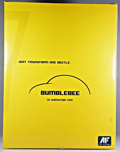 Art Feather Bumblebee