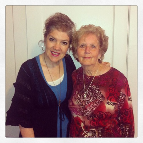 Me and my sweet Mama. #lifeatwewillgo #motheranddaughter #smiles #family #blessed #ilovemymama