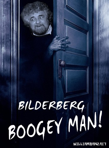 BILDERBERG BOOGEYMAN by Colonel Flick/WilliamBanzai7