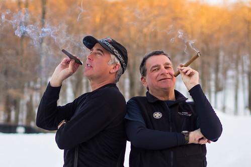 trees sunset snow ski smoke cigar olympus castro fidel raul f18 45mm goldenhour omd jackfrost skipatrol em5