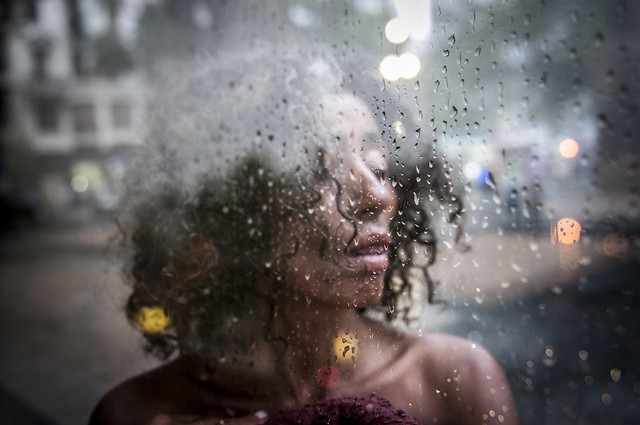 The storm before the calm - 5 Masterful Tips in Portrait Photography