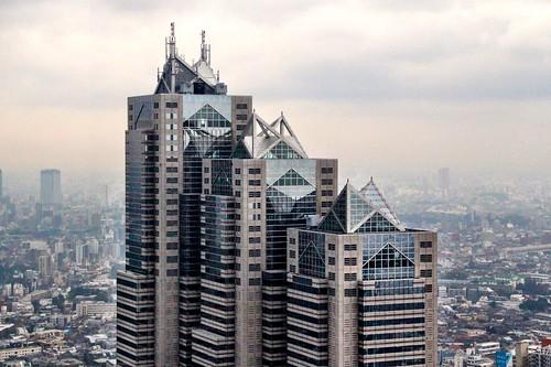Observatório do Tokyo Metropolitan Government Building