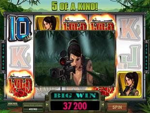 Girls with Guns - Jungle Heat Big Win