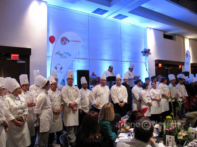 Presenting the 2013 Healthy Chef Awards