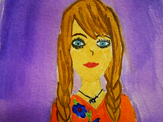Watercolor Girl 14Mar13 (5)
