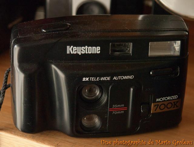 Keystone 700K motorisé
