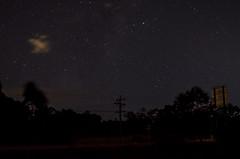 Rural Starscape