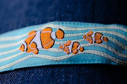 skinny minny's new belt