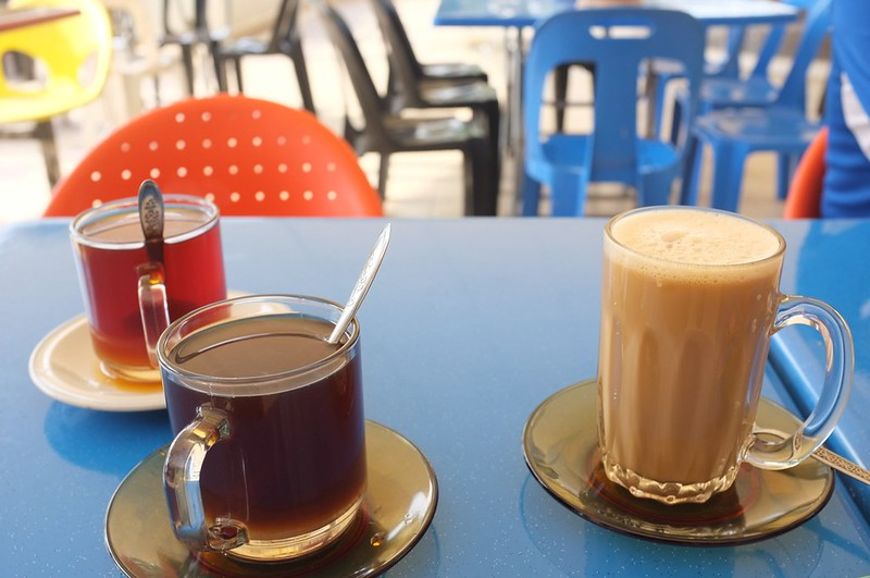 Coffee, Tea & Teh Tarik