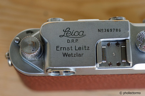 leica 3c by phollectormo