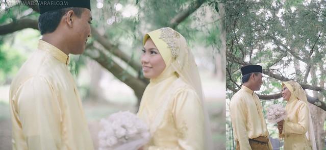 Majlis Pernikahan | Ruby + Amri