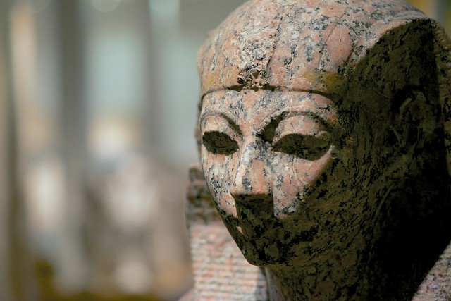 (almost) Pharao Hatshepsut, RMO Leiden