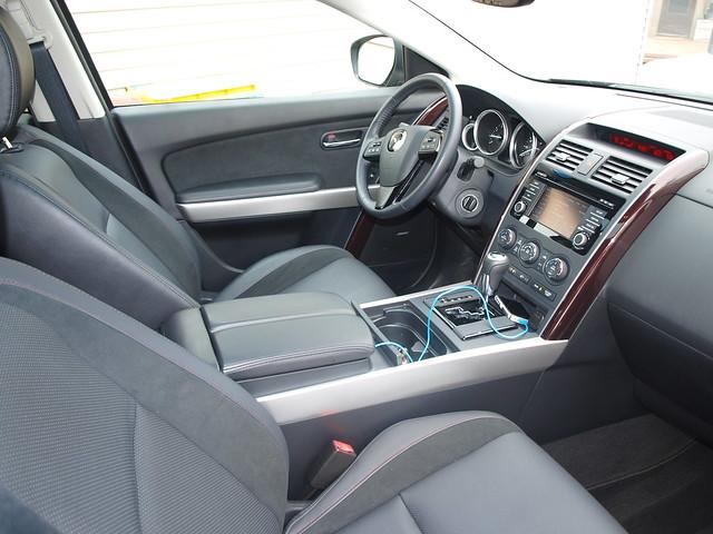 2013 Mazda CX-9 16