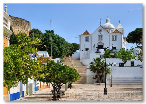Igreja Matriz de Castro Marim by VRfoto