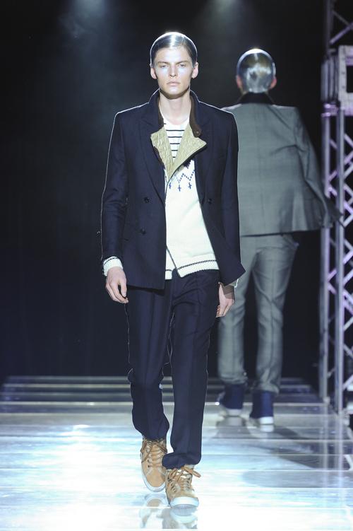 FW13 Tokyo yoshio kubo022_John Hein(Fashion Press)