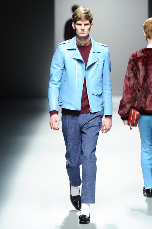 FW13 Tokyo MR.GENTLEMAN022_Matt King(Fashion Press)