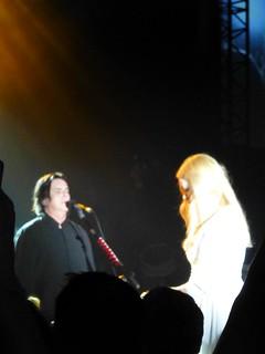 Steve Hogarth & Jennifer Rothery